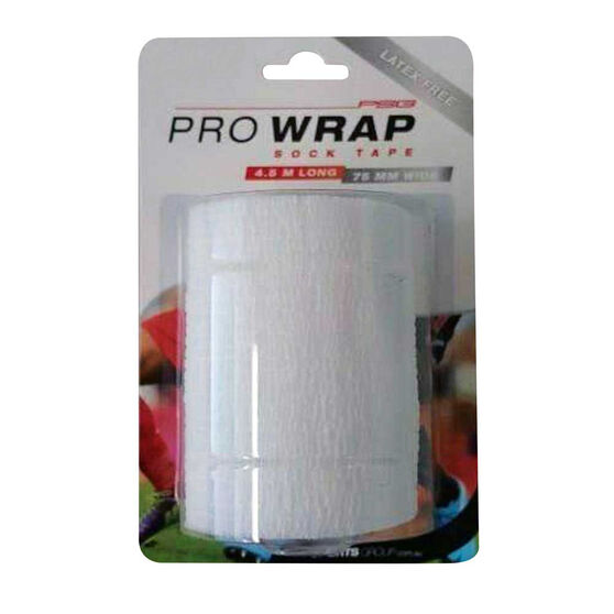 PSG Pro Wrap Sock Tape White, , rebel_hi-res