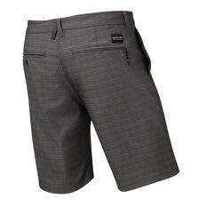 Quiksilver Mens Union Ripstop Amphibian Shorts Black 30, Black, rebel_hi-res