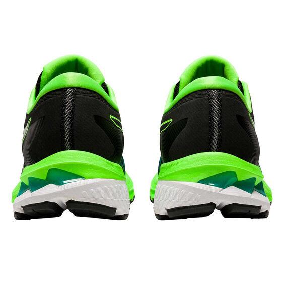 Asics GEL Kayano 27 Kids Running Shoes, Black, rebel_hi-res