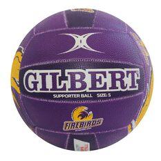 Gilbert Champs Firebirds Supporter Netball 5, , rebel_hi-res
