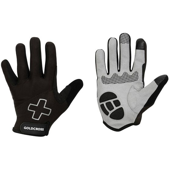 Goldcross Full Finger Gloves, , rebel_hi-res