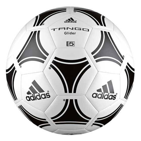 adidas Tango Glider Soccer Ball, White / Black, rebel_hi-res