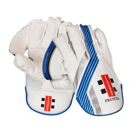 Gray Nicolls Prestige Wicketkeeping Gloves Senior, , rebel_hi-res