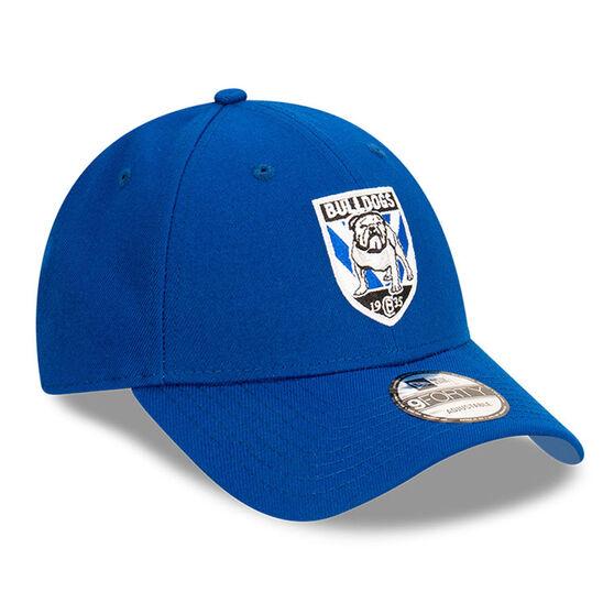 Canterbury Bulldogs New Era Authentic Core 9FORTY Cap, , rebel_hi-res
