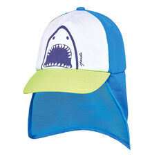 Speedo Toddler Trucker Cap Blue S, Blue, rebel_hi-res