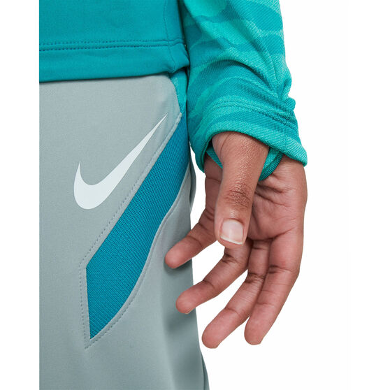 Nike Womens Dri-FIT Strike 21 Football Drill Top, Blue, rebel_hi-res