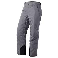 Tahwalhi Mens Kick Ski Pants Grey S, Grey, rebel_hi-res