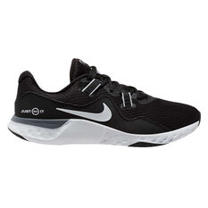 Nike Renew Retaliation 2 Mens Training Shoes Black/White US 7, Black/White, rebel_hi-res