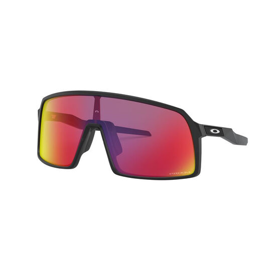 OAKLEY Sutro Sunglasses - Matte Black with PRIZM Road, , rebel_hi-res