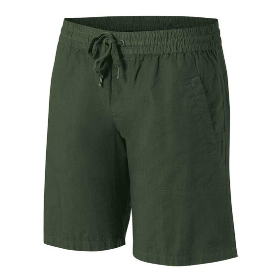 Running Bare Womens Glamptastic Walking Shorts, Beige, rebel_hi-res