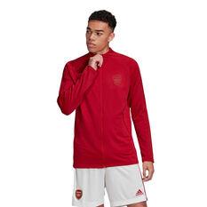 Arsenal 2020/21 Mens Anthem Jacket Red XXL, Red, rebel_hi-res