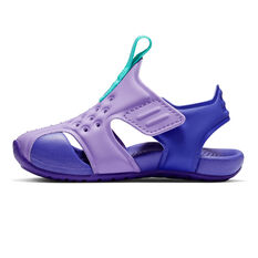 Nike Sunray Protect 2 Toddlers Sandals Purple US 2, Purple, rebel_hi-res
