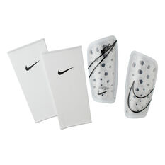 Nike Mercurial Lite Shin Guards White S, White, rebel_hi-res