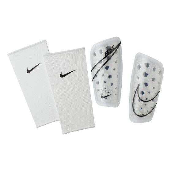 Nike Mercurial Lite Shin Guards, White, rebel_hi-res