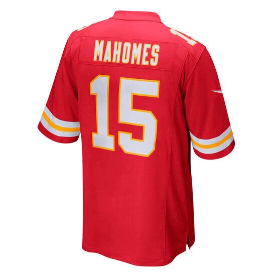 Kansas City Chiefs Patrick Mahomes 2020 Mens Jersey, Red, rebel_hi-res