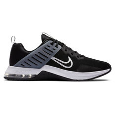 Nike Air Max Alpha TR 3 Mens Training Shoes Black/White US 7, Black/White, rebel_hi-res