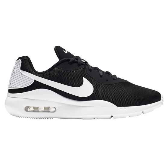 ce9b094ce5280 Nike Air Max Oketo Mens Casual Shoes, Black / White, rebel_hi-res