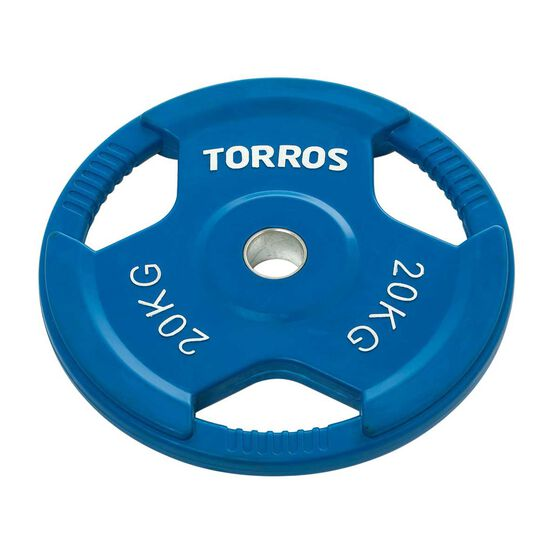 Torros 20kg Olympic Plate, , rebel_hi-res