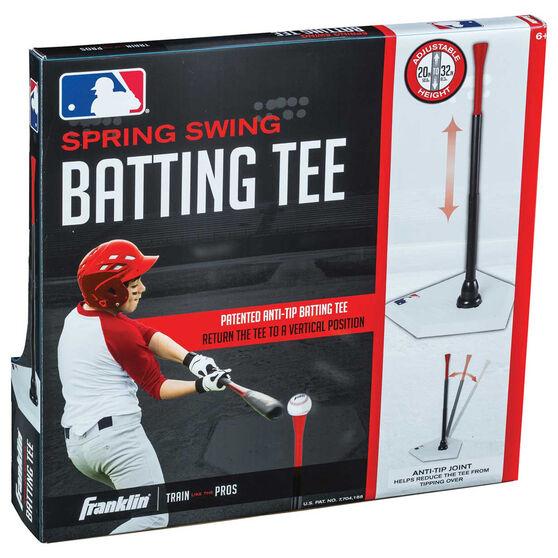 Franklin MLB Spring Swing Bat Tee, , rebel_hi-res