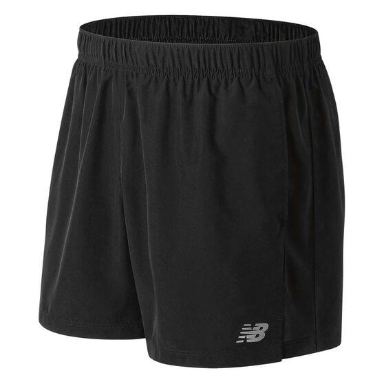 New Balance Mens Accelerate 5in Running Shorts, , rebel_hi-res