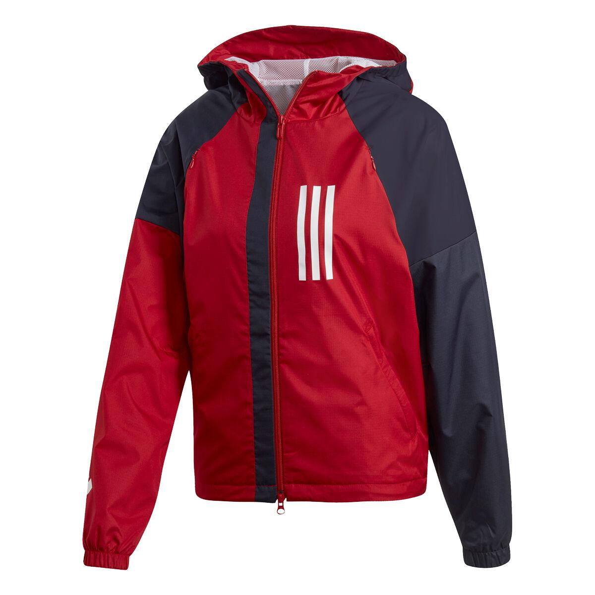 adidas Womens W.N.D. Water Repellent Jacket