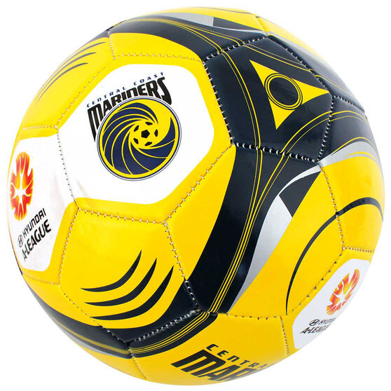A League Central Coast Mariners Supporter Soccer Ball, , rebel_hi-res