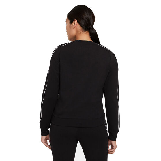 Nike Womens Sportswear Crew Sweater, Black, rebel_hi-res