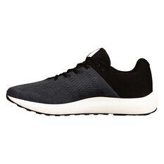 Under Armour Micro G Pursuit Mens Training Shoes Black US 7, Black, rebel_hi-res