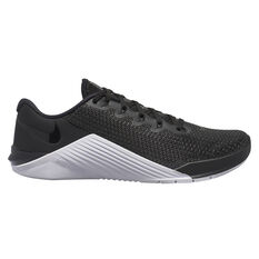 0d512851fd1ab Nike Metcon 5 Womens Training Shoes Black / White US 6, Black / White,
