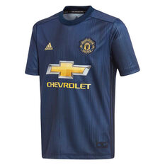 Manchester United FC 2018 / 19 Kids Replica Third Jersey, , rebel_hi-res
