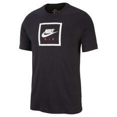 Nike Air Mens Tee Black XS, Black, rebel_hi-res