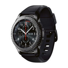 Samsung Gear S3 Frontier Smartwatch, , rebel_hi-res