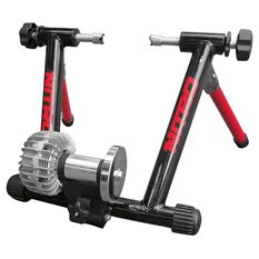 Nitro Fluid Bike Trainer Black / Red, , rebel_hi-res