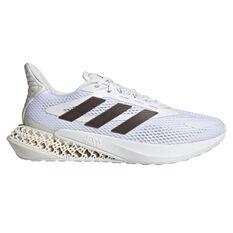 adidas 4DFWD Pulse Kids Running Shoes White/Black US 4, White/Black, rebel_hi-res