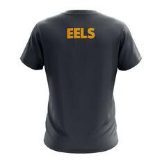 Parramatta Eels Exclusive Tee Grey S, Grey, rebel_hi-res