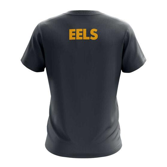 Parramatta Eels Exclusive Tee, Grey, rebel_hi-res