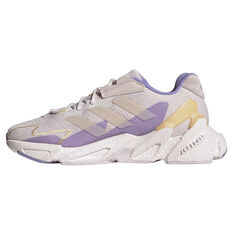 adidas X9000L4 Womens Casual Shoes Purple/White US 6, Purple/White, rebel_hi-res