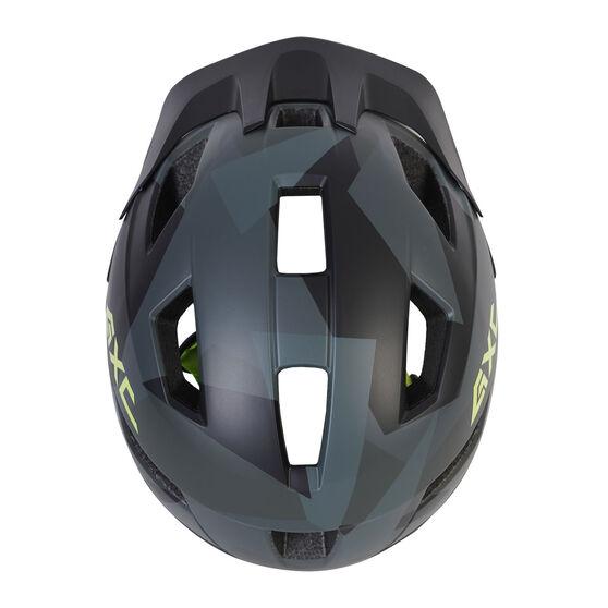 Goldcross Mountain Bike Helmet, Black, rebel_hi-res