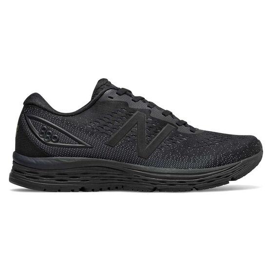 New Balance 880v9 4E Mens Running Shoes, Black, rebel_hi-res