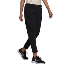 adidas Womens Z.N.E Sportswear Pants Black XS, Black, rebel_hi-res