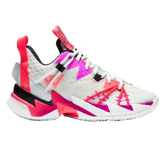 Nike Jordan Why Not Zer0.3 SE Kids Basketball Shoes, , rebel_hi-res