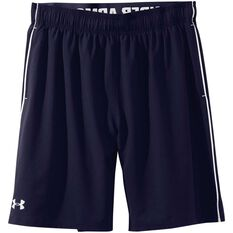 Under Armour Mens Mirage 8in Training Shorts Navy / White L Adult, Navy / White, rebel_hi-res