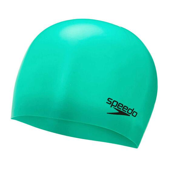 Speedo Silicone Swim Cap, , rebel_hi-res