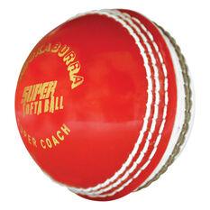 Kookaburra Kooka Softa Cricket Ball Red Youth, Red, rebel_hi-res