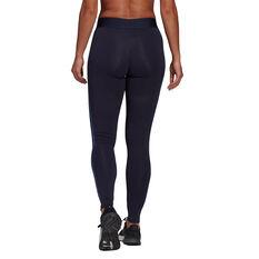 adidas Womens Loungewear Essentials 3-Stripes Tights, , rebel_hi-res