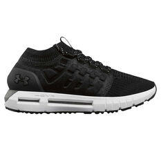 dc834895c0e8 Under Armour HOVR Phantom Womens Running Shoes Black   White US 6