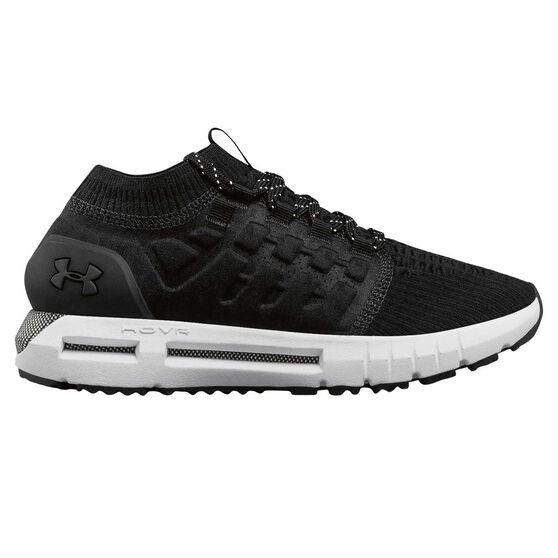 cheaper 80757 87932 Under Armour HOVR Phantom Womens Running Shoes Black / White US 6
