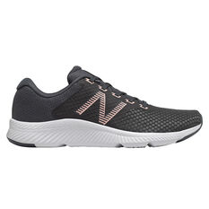 New Balance 413 Womens Running Shoes Black US 6, Black, rebel_hi-res