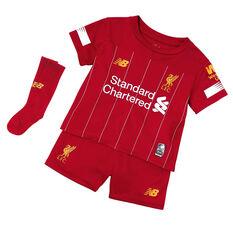 Liverpool FC 2019/20 Infants Home Kit Red 18-24 Months, Red, rebel_hi-res