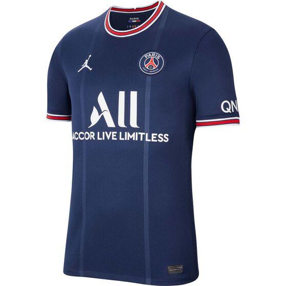 Paris Saint-Germain 2021/22 Mens Home Jersey, , rebel_hi-res